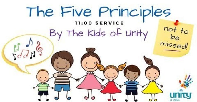 """Learn """"The Five Principles"""""""